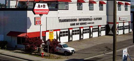 Transmission repairs Langley