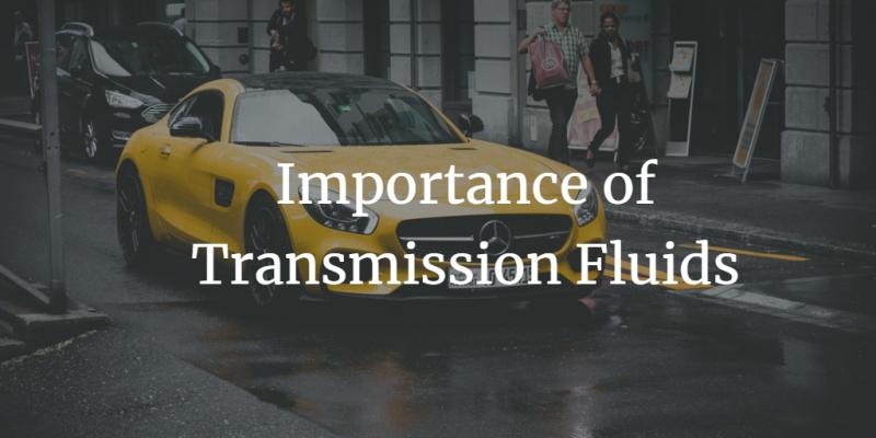 Changing transmission fluids